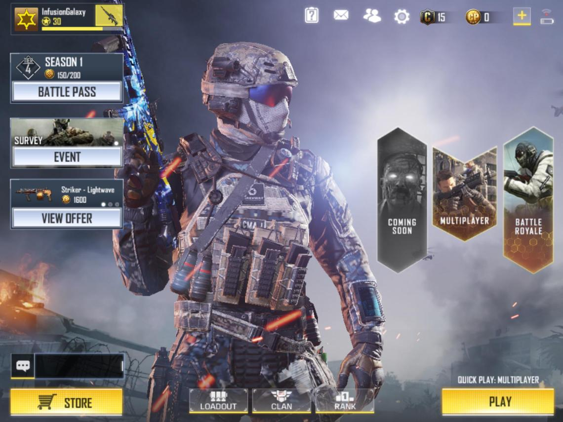 Download I absolutely love this game : CallOfDutyMobile