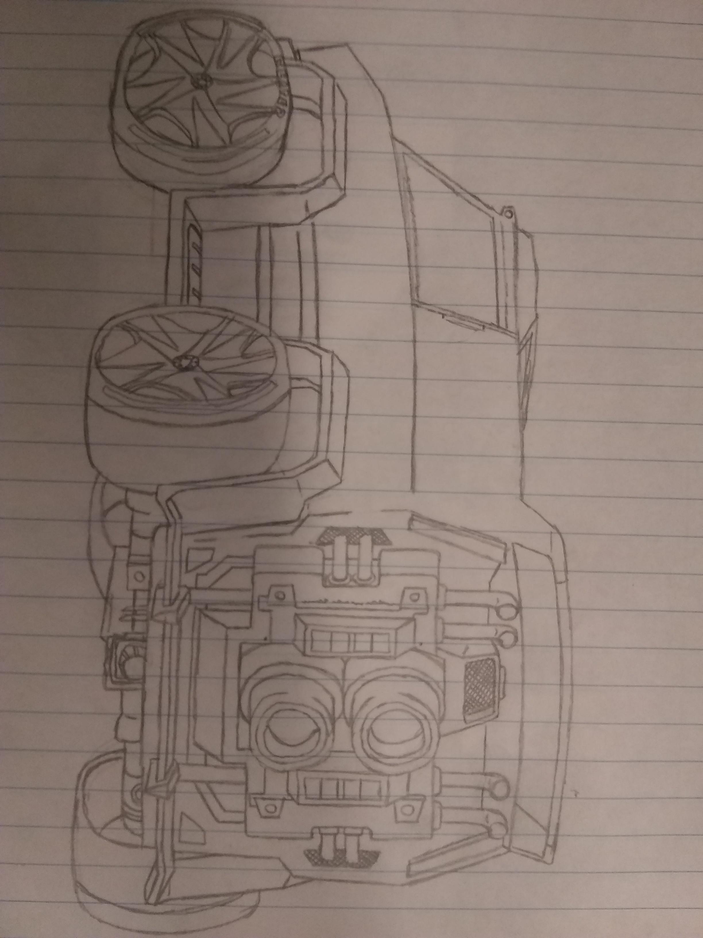 Rocket League Drawing : rocket, league, drawing, Drawing, RocketLeague