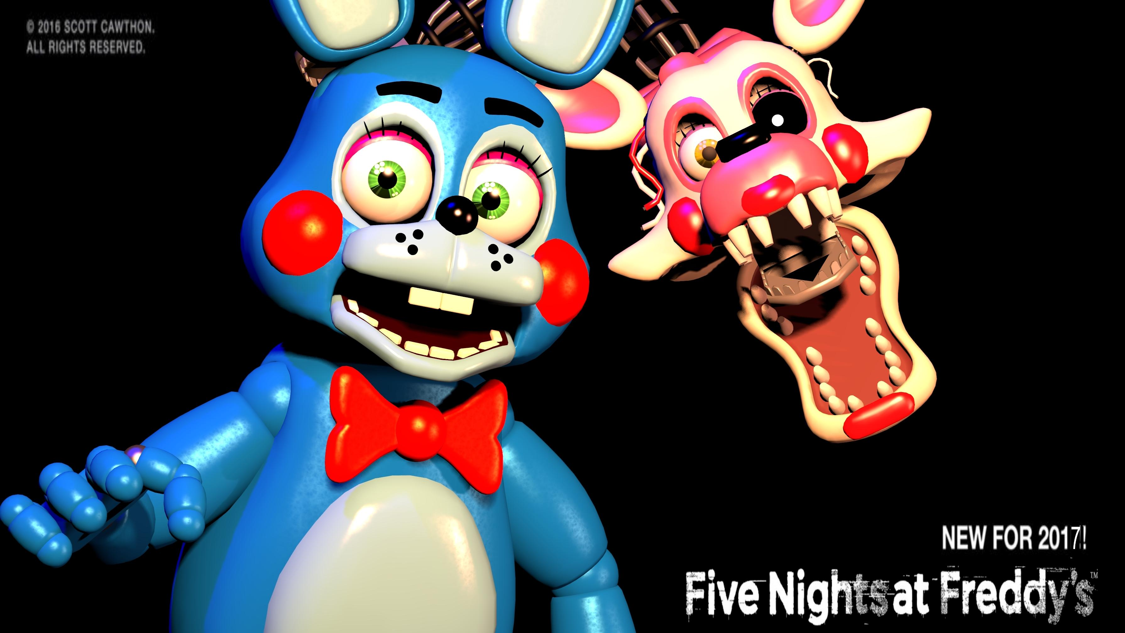 fnaf fright dome fanmade