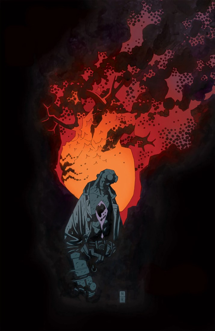 Hellboy [2808×4320]