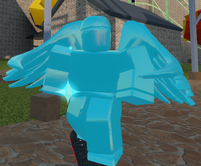 the bloxy delinquent is out right now