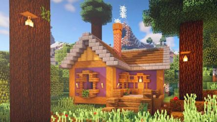 Minecraft Small Cottage House : Minecraftbuilds
