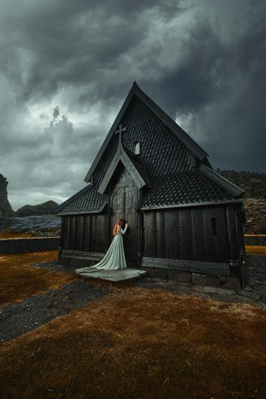 all black church in Iceland