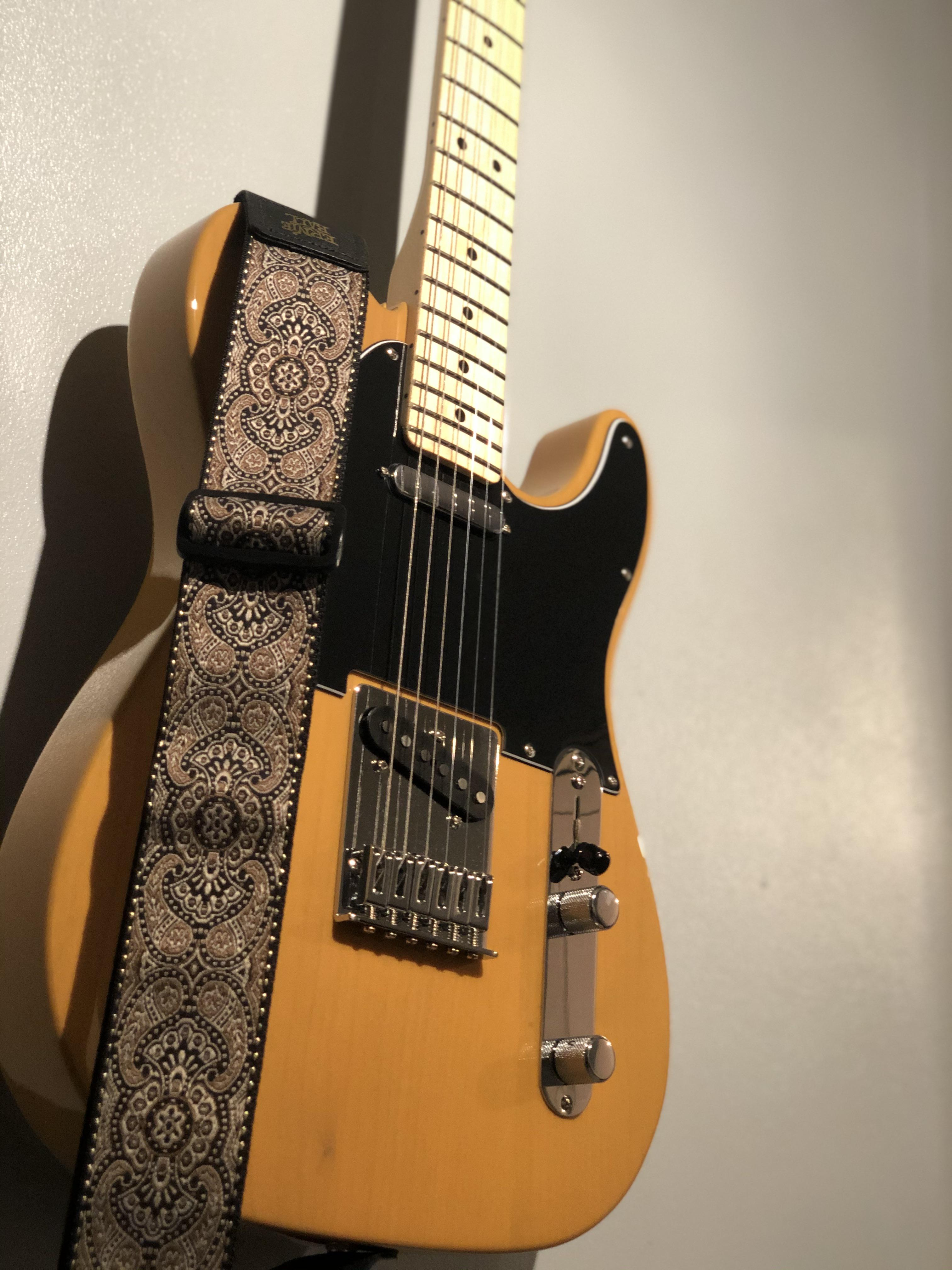 ever tele and it s a fender thank