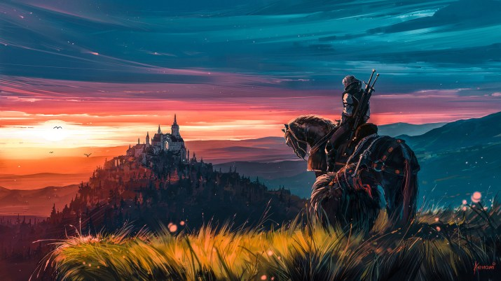 Witcher 3 [3840×2160]