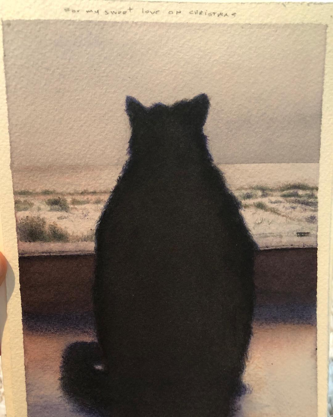 Howard Stern Cat Painting : howard, stern, painting, Second,, Thought, Howard's, Getting, Better..., Howardstern