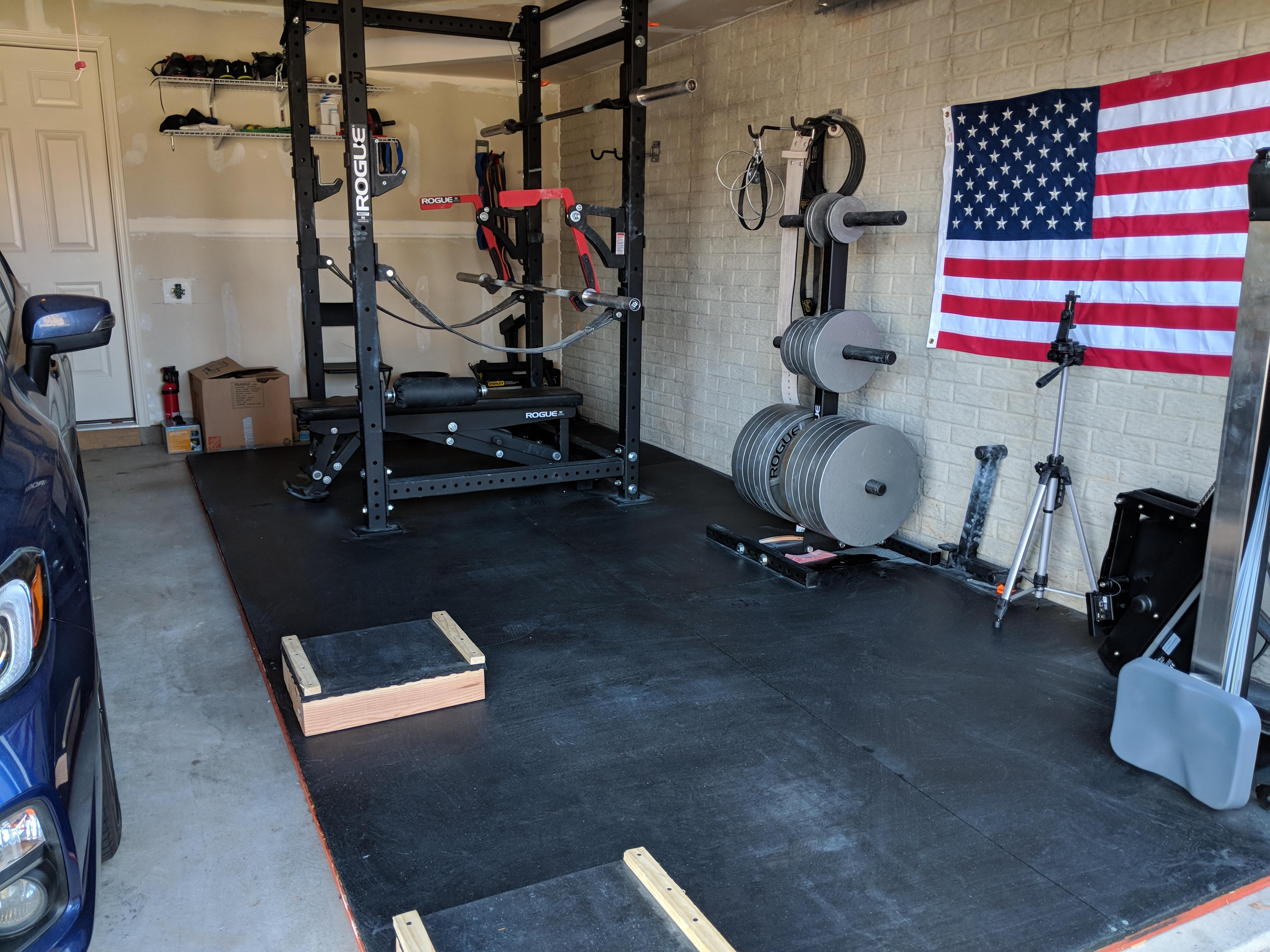 My Garage Gym Worth Every Penny Homegym