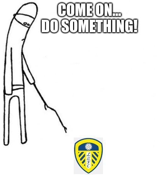 January transfer window really wears me out : LeedsUnited