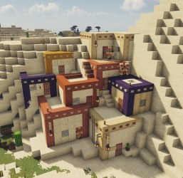 cool build minecraft pretty must sharing say building instagram desert houses village blueprints builds creative minecra ideen haus simple easy