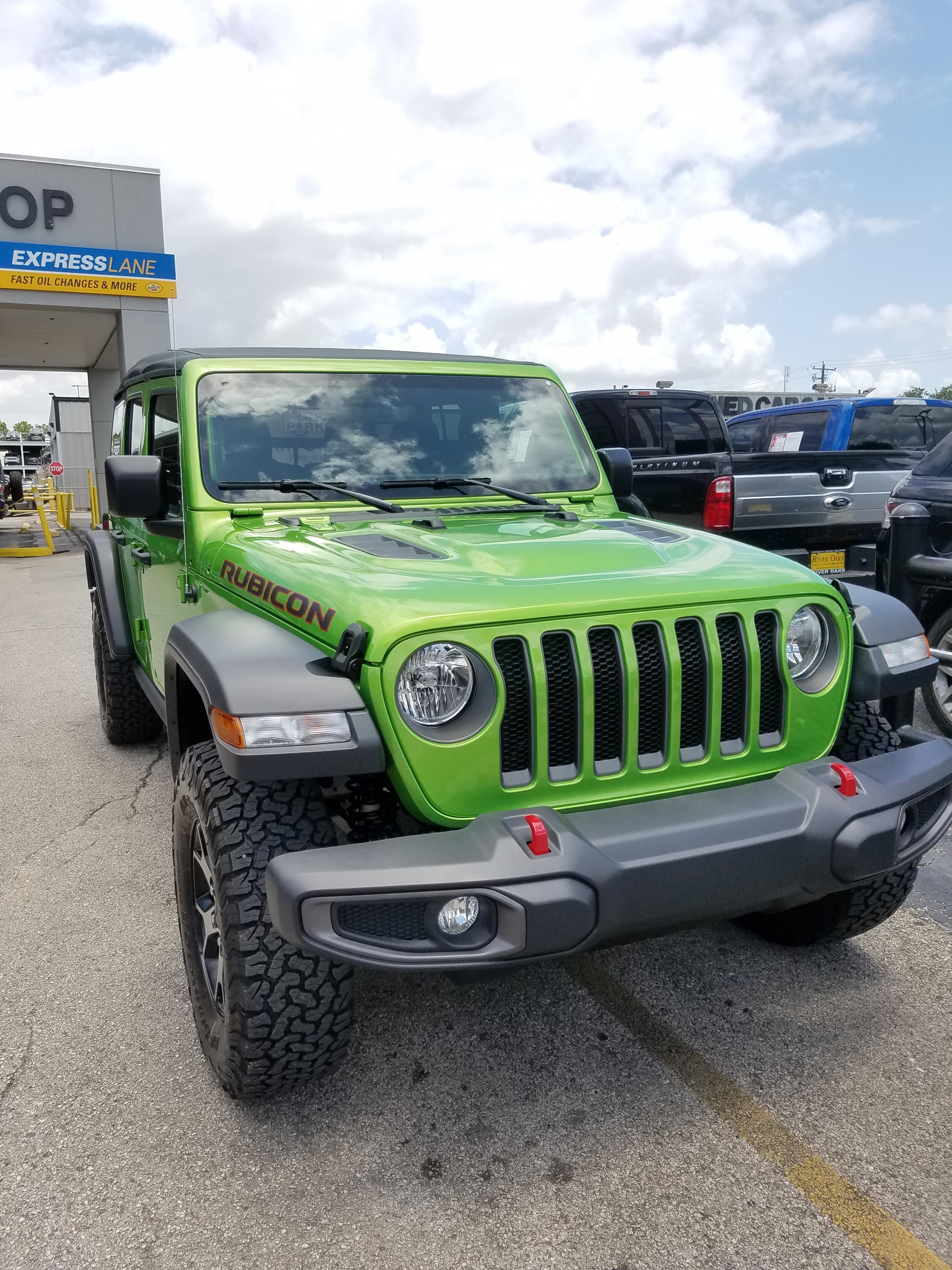 Mojito Jeep Wrangler : mojito, wrangler, Finally, Arrived!, Mojito, Houston!: