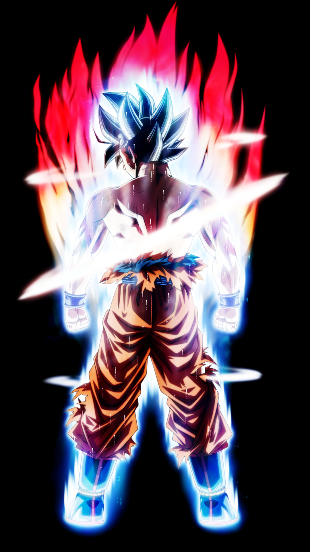 goku ultra instinct live wallpaper ...