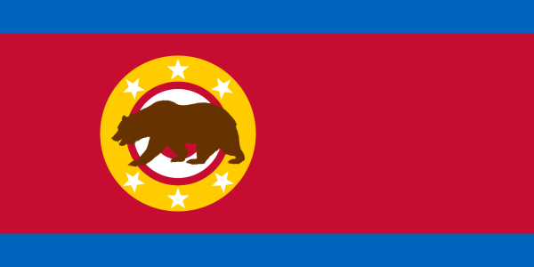Fictional Flag Maker - Year of Clean Water