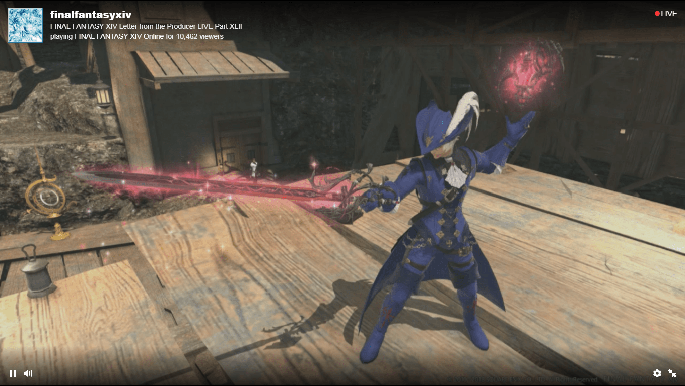 AF3 Dyed And RDM Eureka Maybe Weapon Ffxiv
