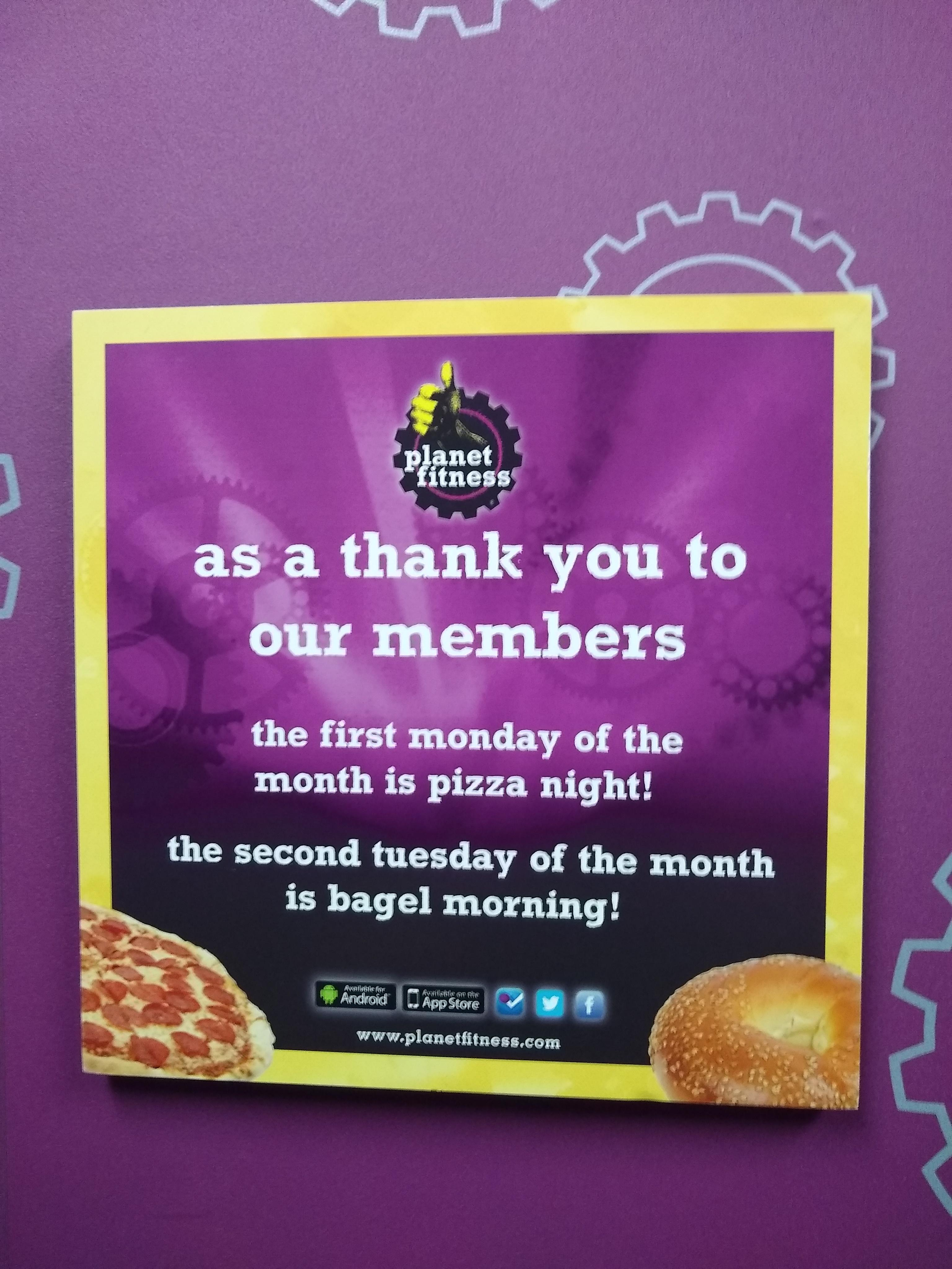 Planet Fitness Pizza Monday : planet, fitness, pizza, monday, Exactly, Lookong, Facepalm