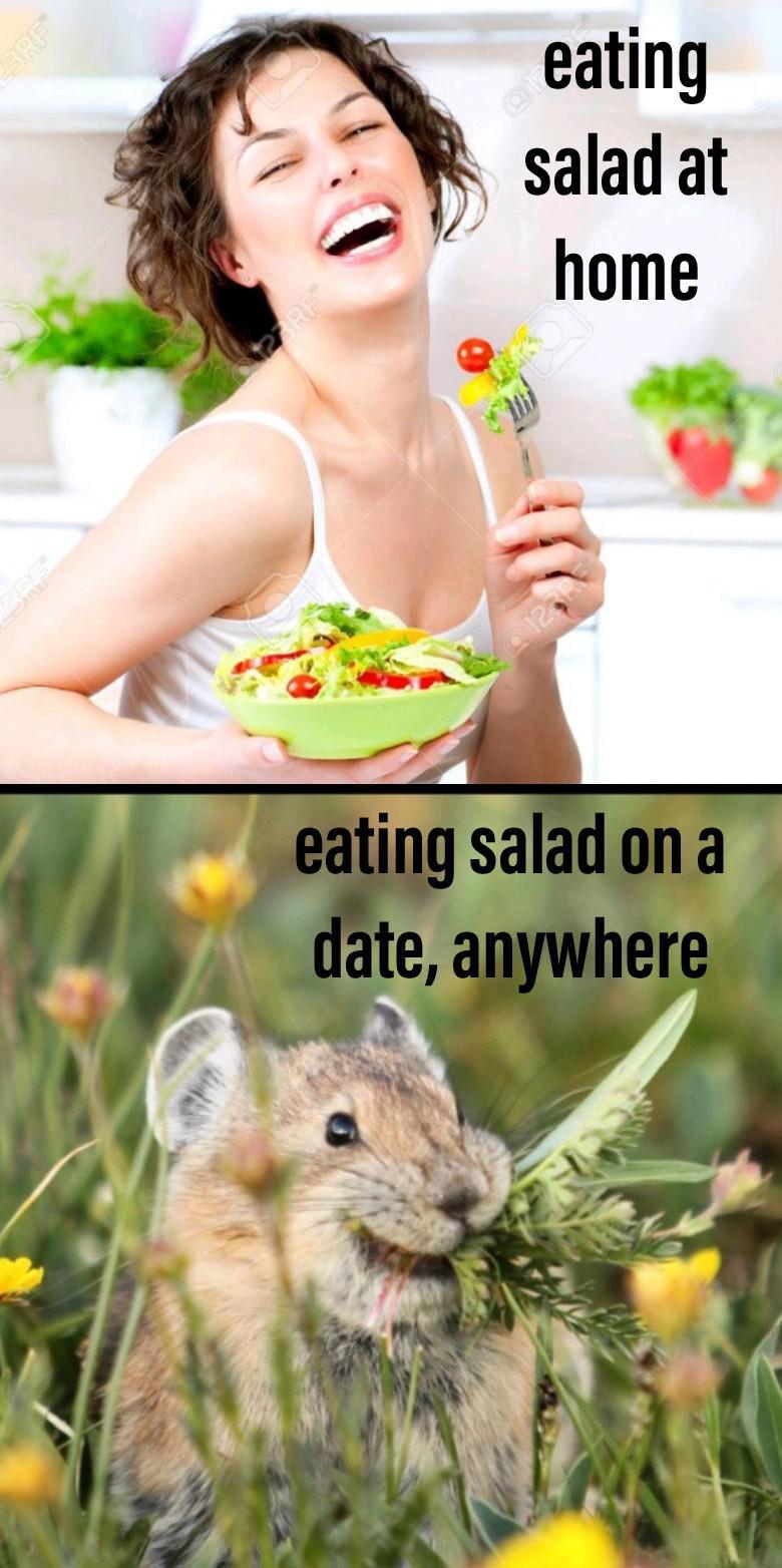Eating Meme : eating, Trying, Healthy..., Memes