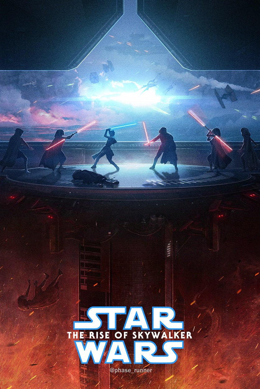 star wars episode ix the rise of