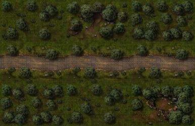 battle maps forest map fantasy dnd road encounter grounds print combat pathfinder roll20 tabletop battlemaps rpg modular dragons printable tile