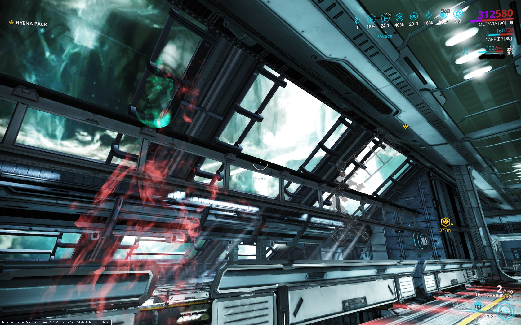 Recent Advancements In Corpus Technology Allows Their Ships To Enter The Void Unscathed Warframe