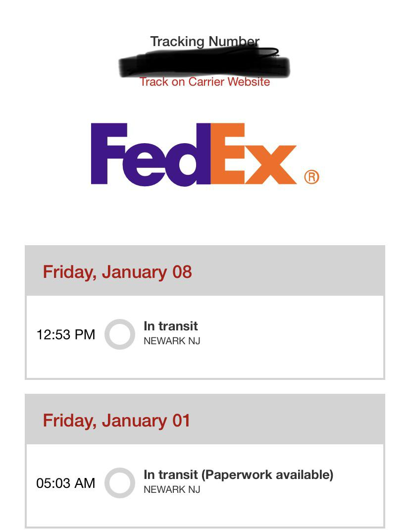 Fedex Live Map Tracking : fedex, tracking, There, Changes, Location., Should, Worried,, Tracking, Australia, FedEx