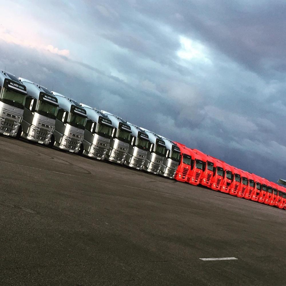 medium resolution of mediaf1 trucks lined up silverstone