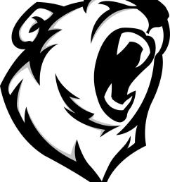 polar bear mascot logo speedart ckeck comments  [ 1536 x 1823 Pixel ]