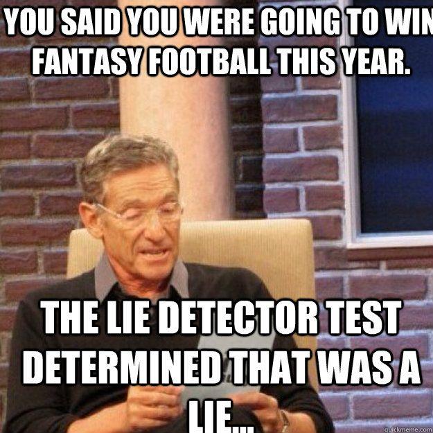 best fantasy football meme