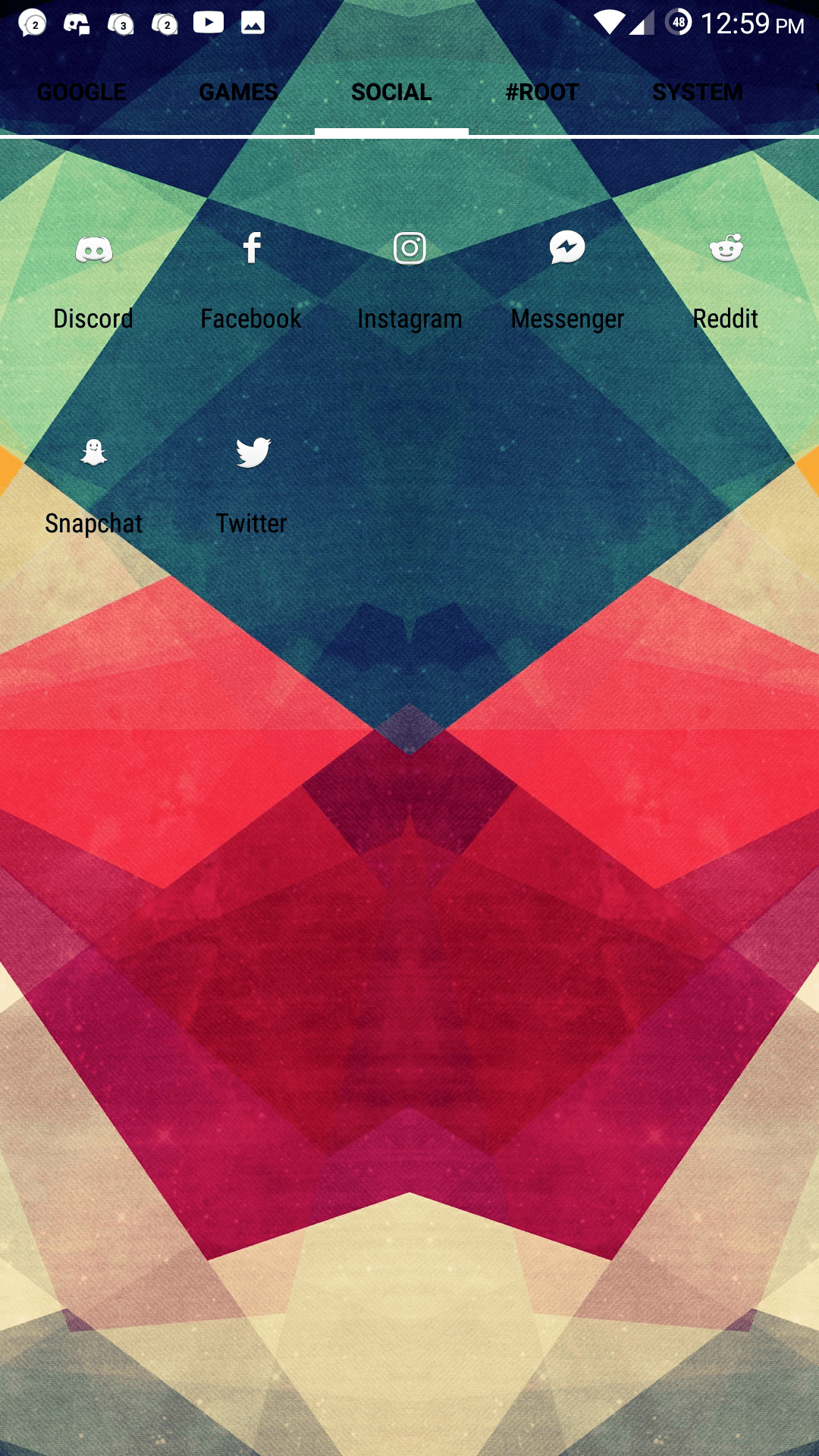 How Can I Change The Font Color Of App Drawer Like The