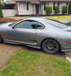 2001 supra might not be that special to some but dads first car was a first gen supra and they were planning to work on it together  [ 4032 x 3024 Pixel ]