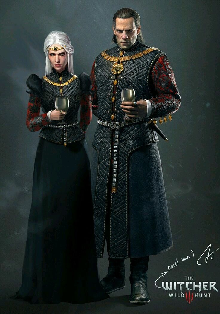 Is it better for Ciri to be a witcher or empress? - Quora