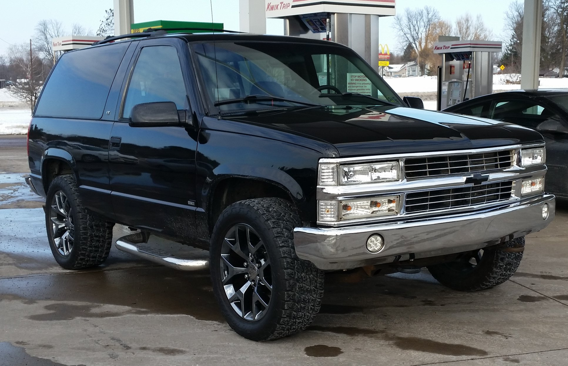 hight resolution of how about an ls1 swapped 1995 2 door tahoe