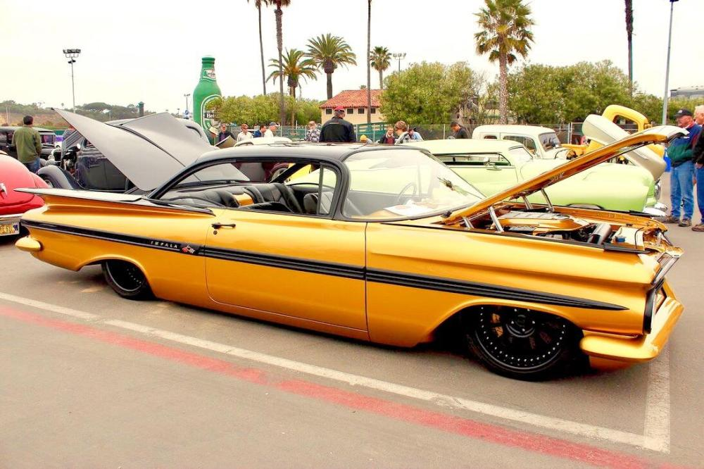 medium resolution of  59 impala dome by timeless kustoms