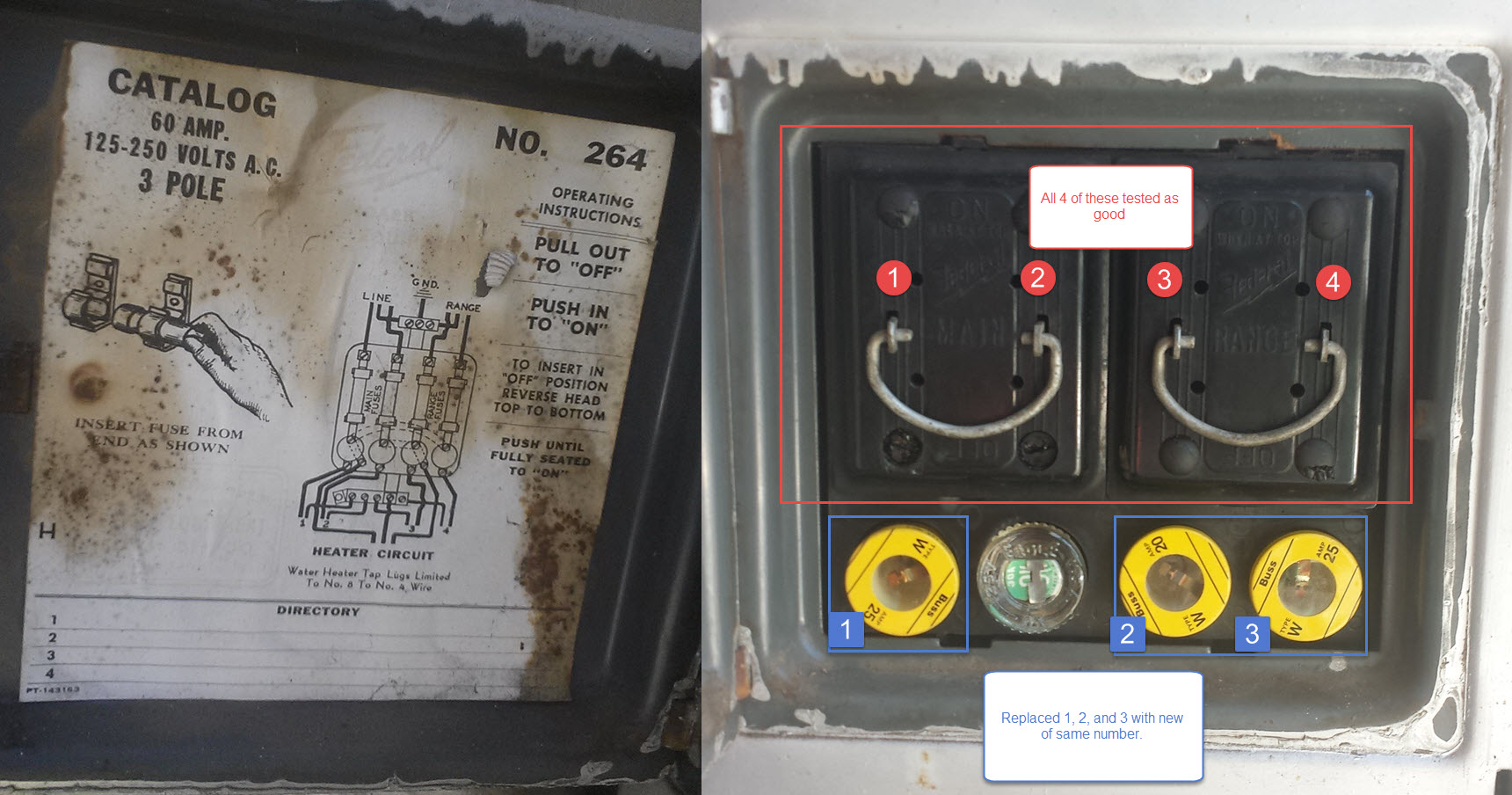 hight resolution of fuse box in detached garage wiring diagram usedfuses in detached garage with no power electricians fuse