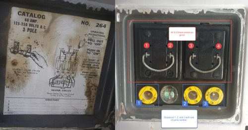 small resolution of fuse box in detached garage wiring diagram usedfuses in detached garage with no power electricians fuse