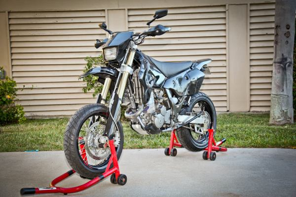 Drz 400 Mirrors - Year of Clean Water