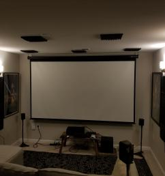av pornapartment home theater set up i still have some cable management to do  [ 4032 x 3024 Pixel ]