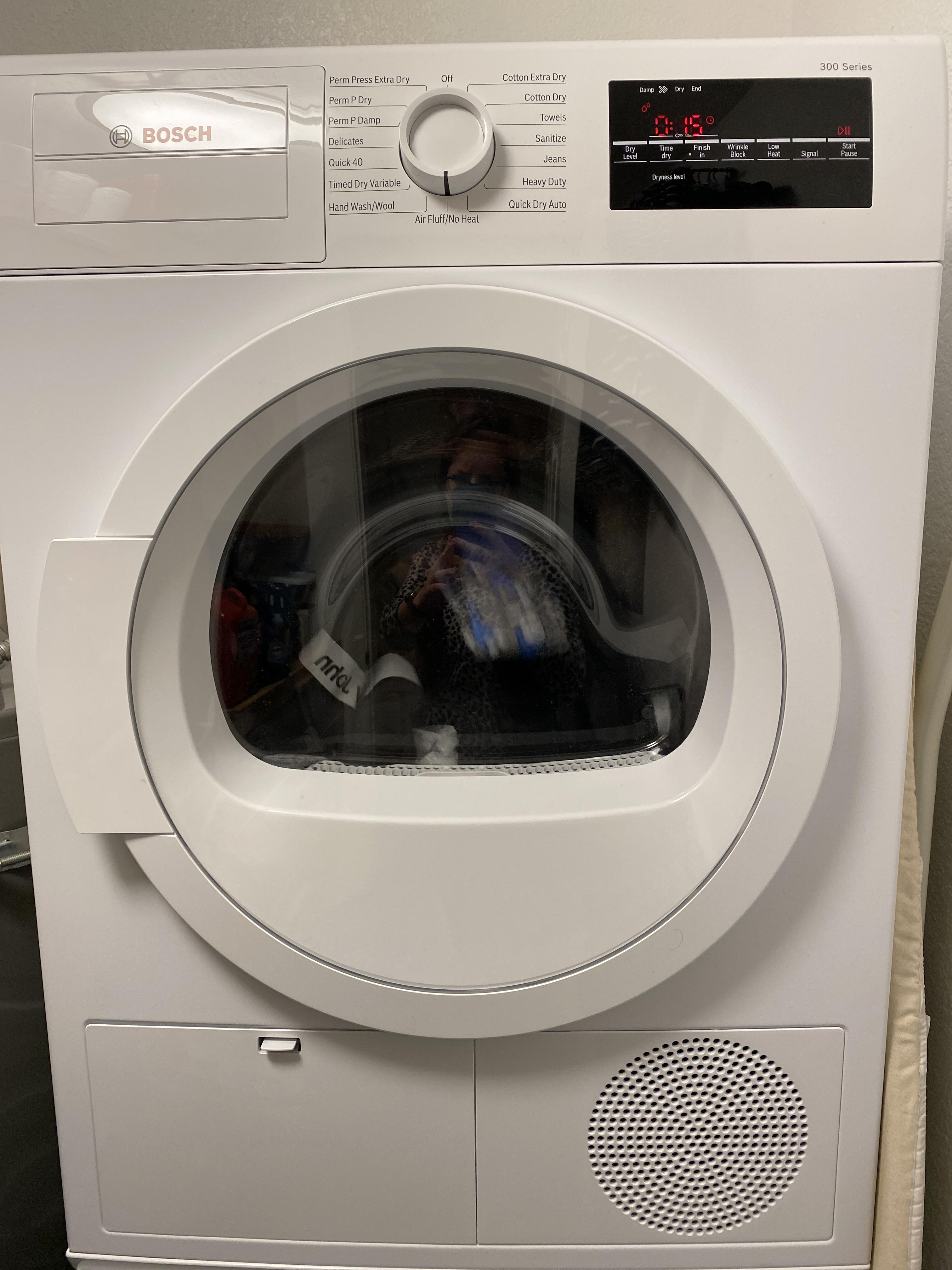 Brand New Bosch Dryer Not Drying Appliancerepair
