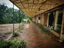 Abandoned Pocono Mountains Hotel