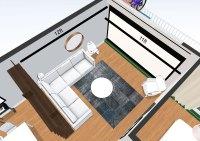Living room - Speaker Placement? : malelivingspace