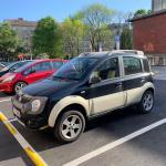 2006 Fiat Panda Cross 4x4 Weirdwheels