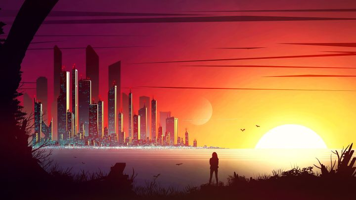 CityScale!(3840X2160)
