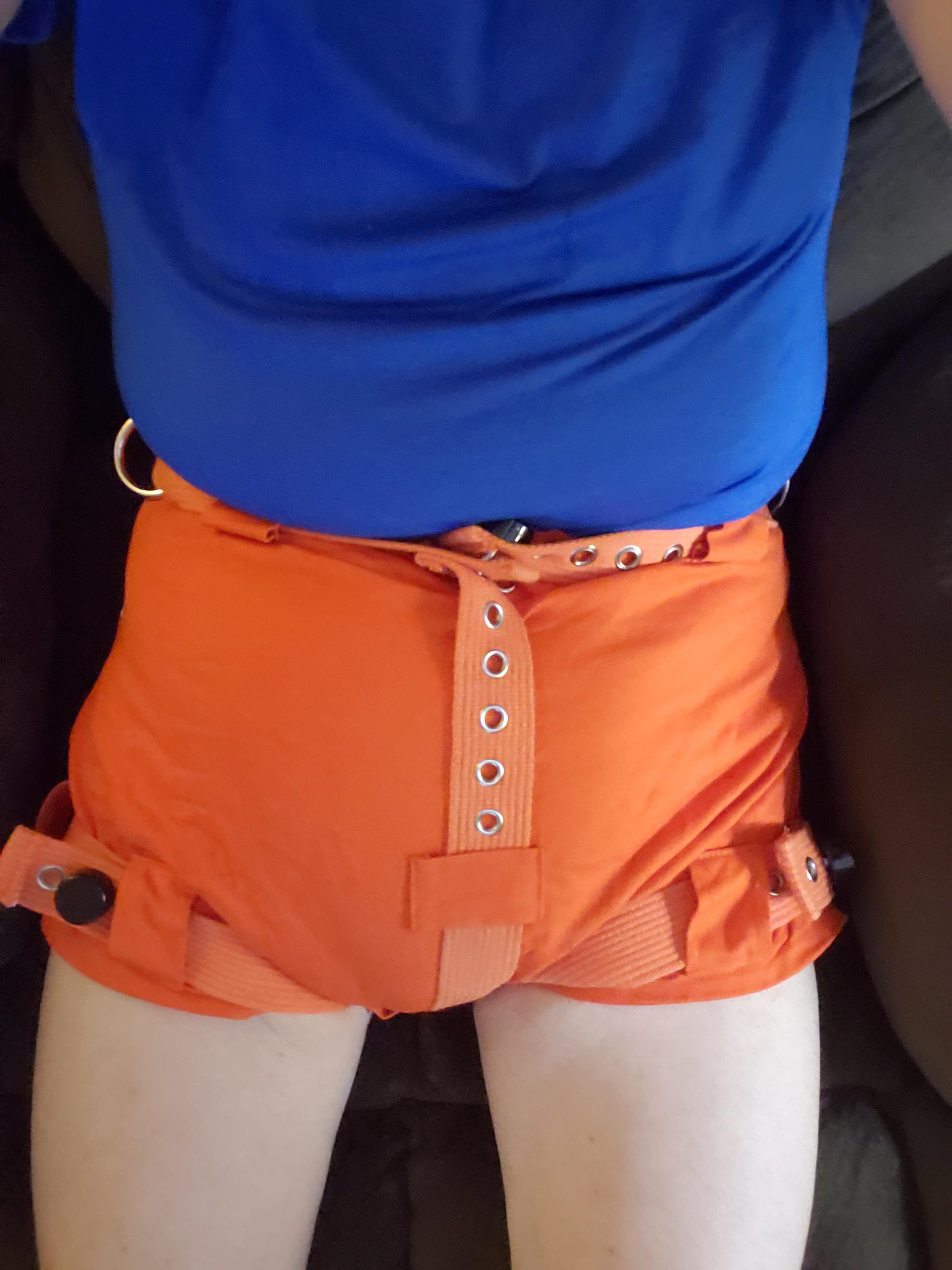 Abdl Chastity : chastity, Day...locked, Chastity, Cage,, Thick, Diapers,, Onesie,, Locking, Diaper, Cover