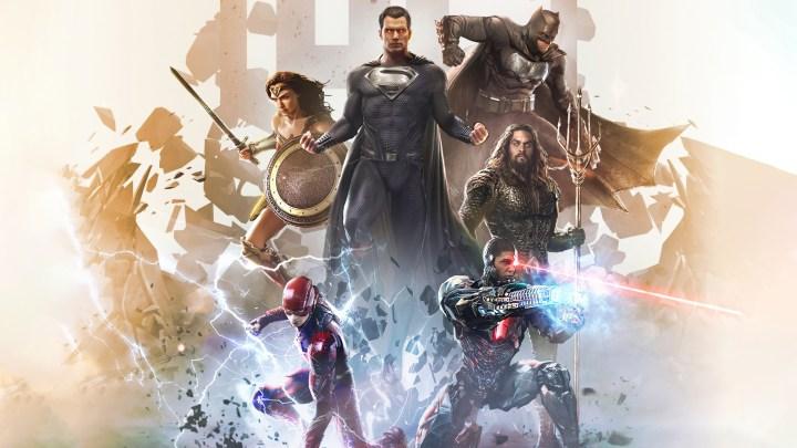 Justice League Unite Again [5120×2880]