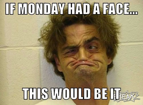 minutes before monday funny