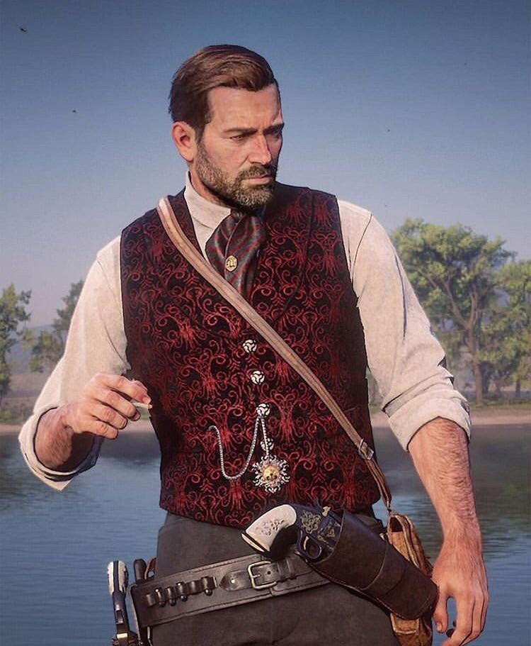 Best Arthur Morgan Outfits : arthur, morgan, outfits, Looking, Arthur, Picture), Reddeadredemption