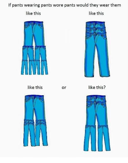 Pants Meme : pants, Pants, Wearing, Memes