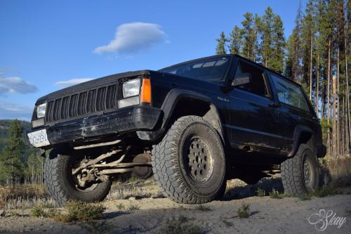 small resolution of 3inch rough country lift with 31 all terrains on my first vehicle