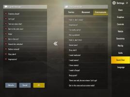 Image result for pubg mobile new voice commands