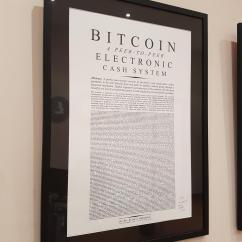 Living Room Of Satoshi Reddit Woodhaven Furniture Happy 10th Birthday To The Bitcoin White Paper By Nakamoto Welcome