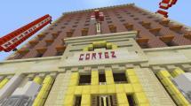 Minecraft Tutorial Make Modern Hotel