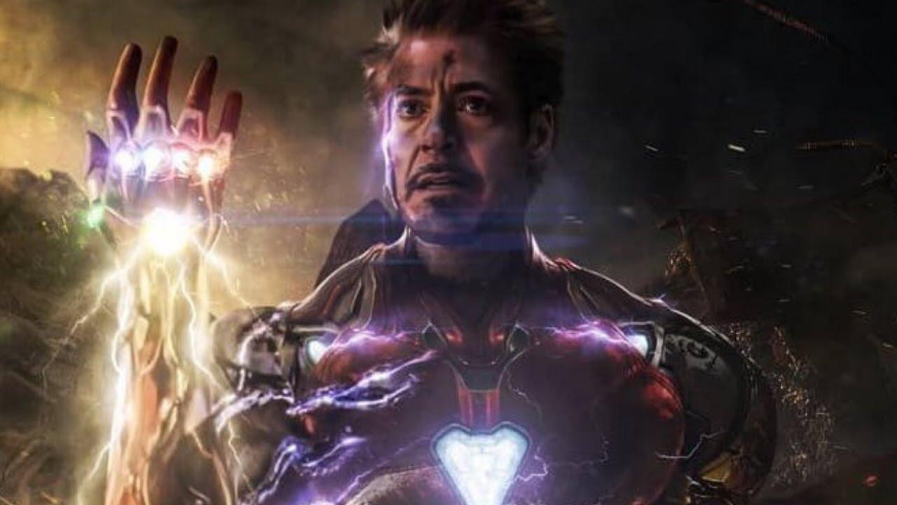 in avengers endgame iron